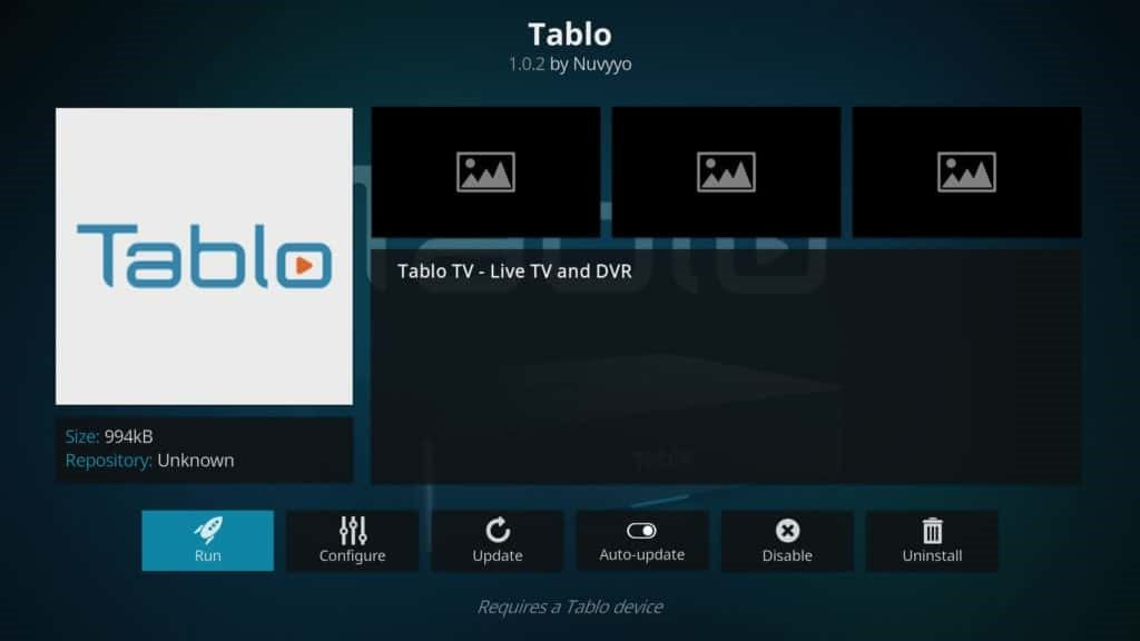 tablo-spports-add-on-kodi