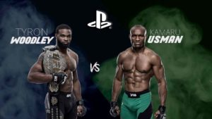 ufc 235 sisteminde PS4 Jones vs Smith