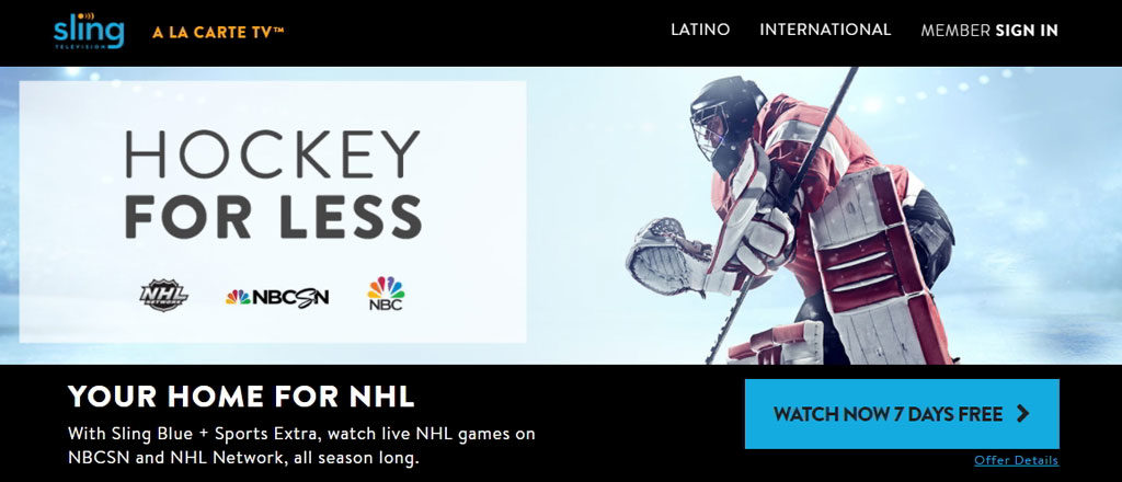 how-to-watch-NHL-spel-on-sling-tv